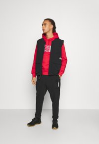 The North Face - DREW PEAK HOODIE - Felpa con cappuccio - rococco red - 1