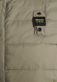 Blauer - REPREVE STYLE - Light jacket - olive - 2