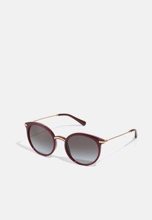 Sunglasses - bordeaux