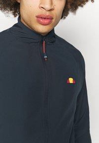 Ellesse - TREPPIO TRACK - Training jacket - navy - 3