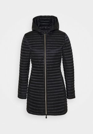 IRIS ALBERTA LONG HOODED COAT - Vinterkåpe / -frakk - black