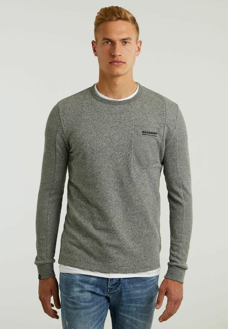 CHASIN' - Jumper - l grey