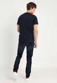 Nudie Jeans - GRIM TIM - Jeans slim fit - ink navy - 2