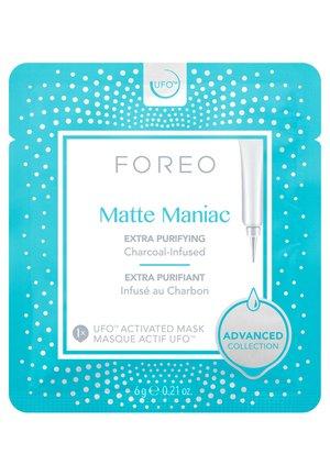 MATTE MANIAC MASK - Face mask - -