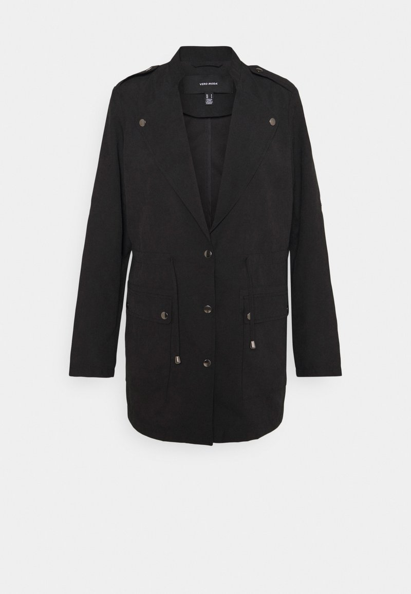 Vero Moda - VMBETHANY JACKET - Abrigo corto - black