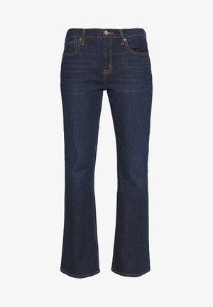 PEARL - Jeans bootcut - dark rinse
