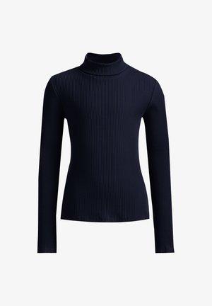 ROLNEK - Long sleeved top - navy blue