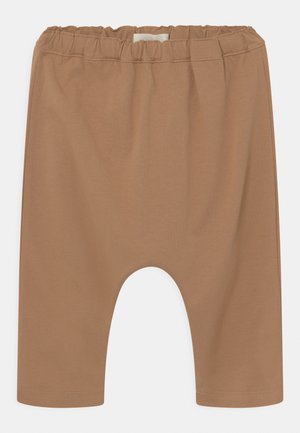 UNISEX - Trousers - light brown
