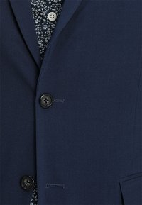 Lindbergh - PLAIN MENS SUIT - Traje - dark blue - 8