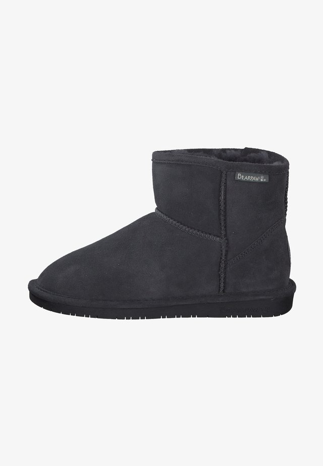 Ankle boots - charcoal