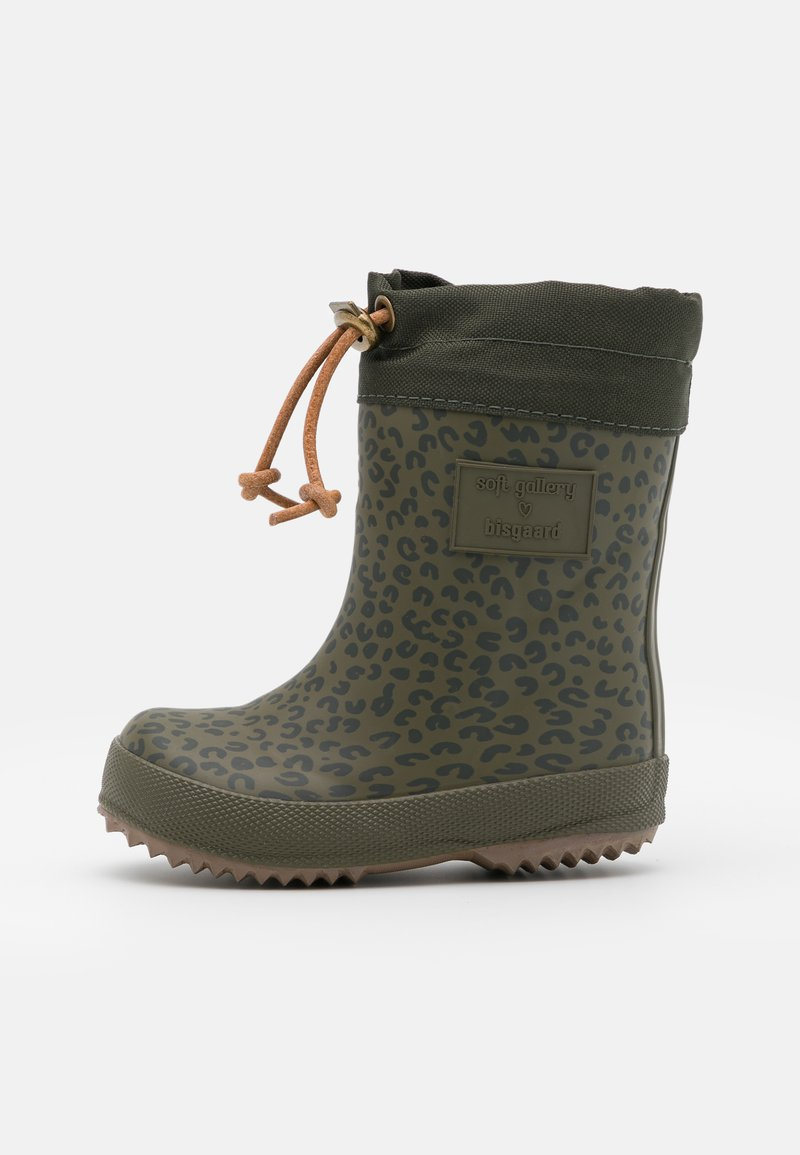 Bisgaard - SOFT GALLRY X THERMO - Wellies - green