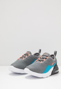 Nike Sportswear - AIR MAX MOTION 2  - Sneakers laag - smoke grey/hyper crimson/black/laser blue - 3