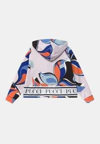 Emilio Pucci - Zip-up hoodie - black - 1