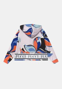 Emilio Pucci - Zip-up sweatshirt - black - 1