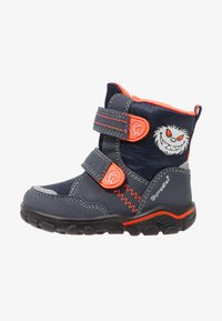 Lurchi - KEV SYMPATEX - Snowboots  - atlantic/orange - 0