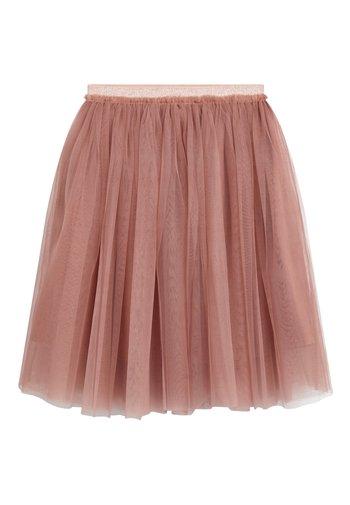 PINK MIDI TUTU SKIRT (3MTHS-7YRS) - A-line skirt - pink