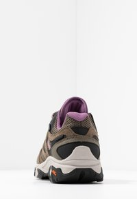 Hi-Tec - RAVUS VENT LOW WP WOMENS - Outdoorschoenen - smokey brown/taupe/very grape - 3