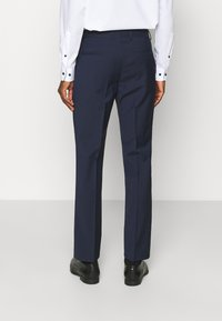 Calvin Klein Tailored - TROPICAL STRETCH SUIT - Completo - calvin navy - 5
