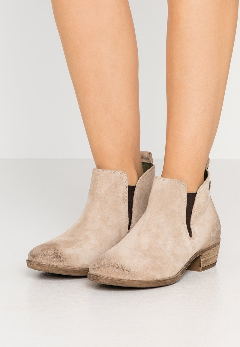 Barbour - HEALY - Ankle boots - beige