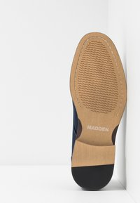 Madden by Steve Madden - JIMMY - Smart lace-ups - navy - 4