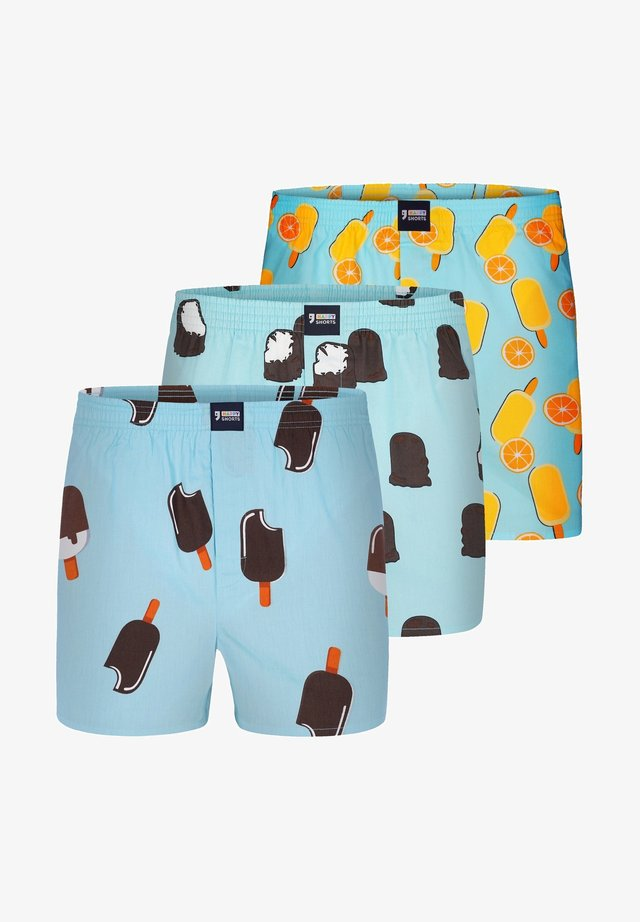 3-PACK - Boxer shorts - sweets