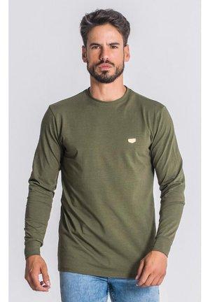 Sweatshirt - army green