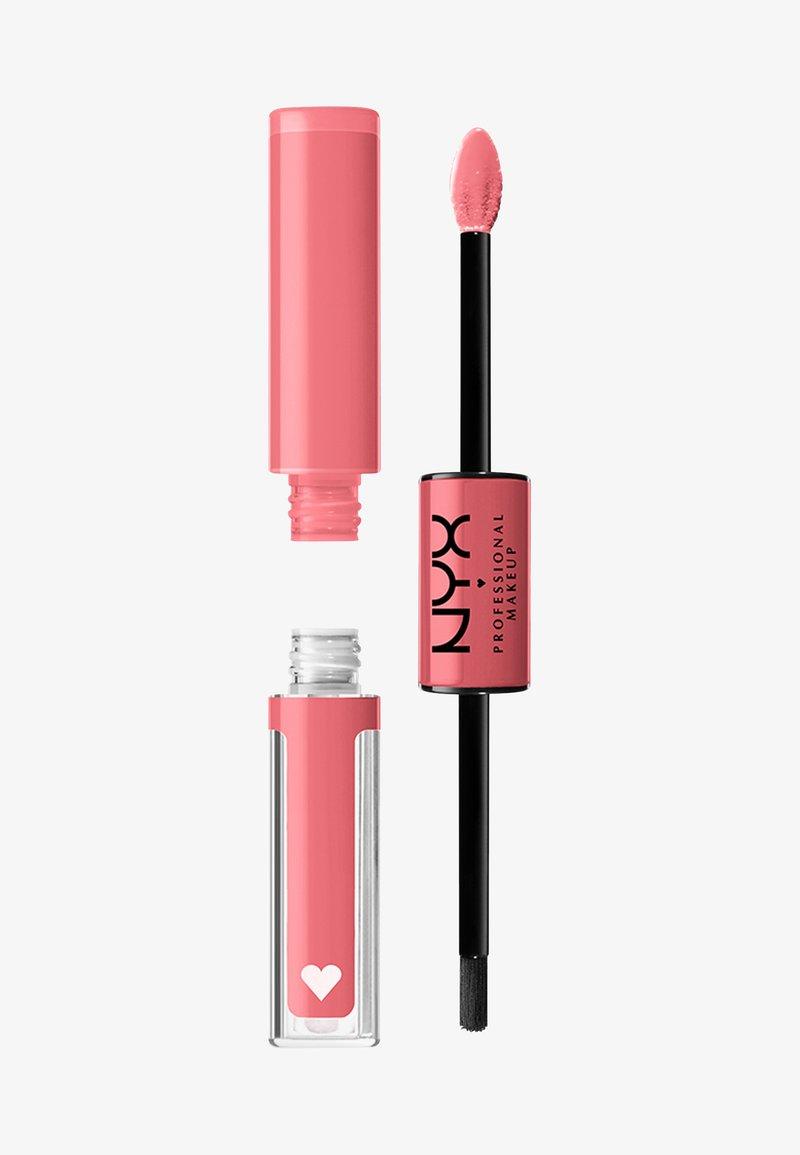 Nyx Professional Makeup - SHINE LOUD HIGH PIGMENT LIP SHINE - Lip gloss - born to hustle