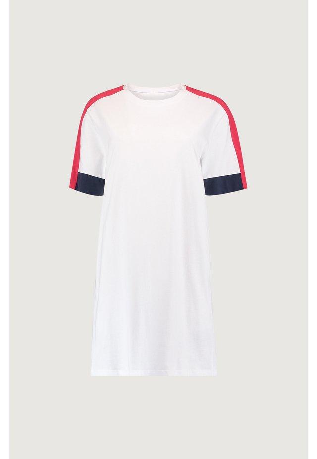 Robe en jersey - super white