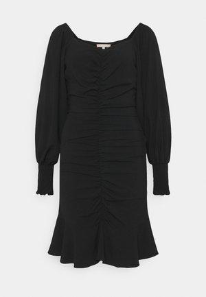 MAGGIE DRESS - Robe en jersey - black