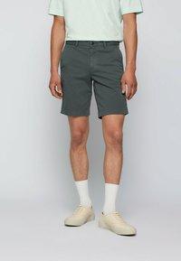BOSS - SCHINO - Shorts - dark green - 0