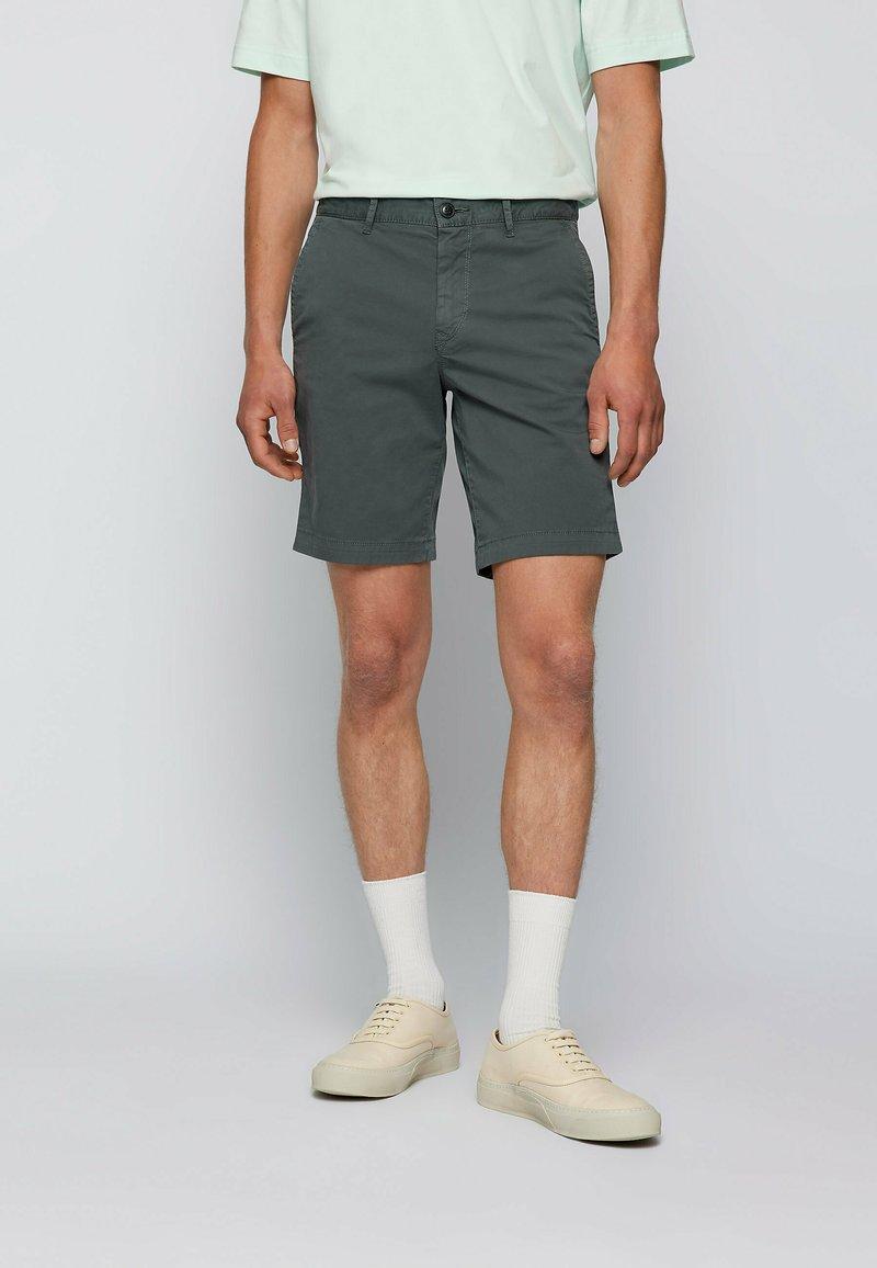 BOSS - SCHINO - Shorts - dark green