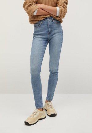 SOHO - Jeans Skinny Fit - mittelblau