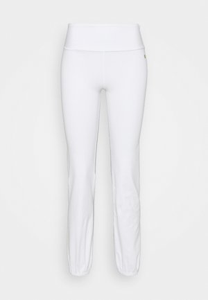 JOGGER PANTS - Tracksuit bottoms - white