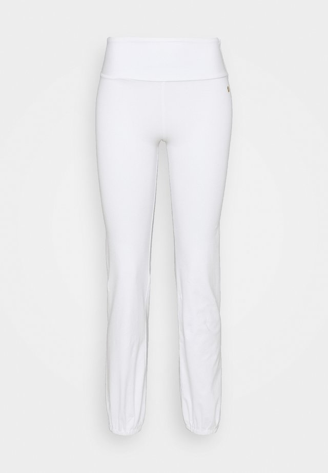 JOGGER PANTS - Trainingsbroek - white