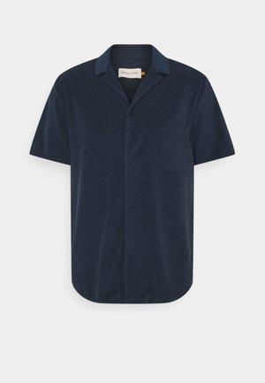 TERRY CUBAN - Shirt - navy