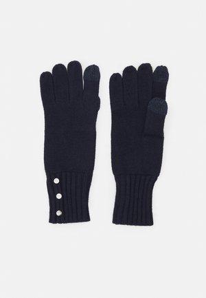 GLOVE - Gloves - navy