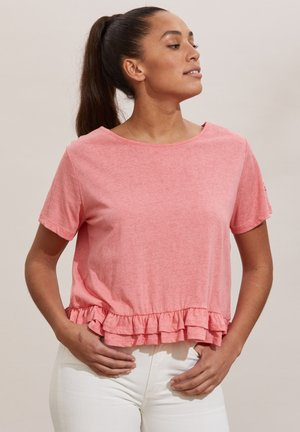 SALLY - Print T-shirt - pink dream