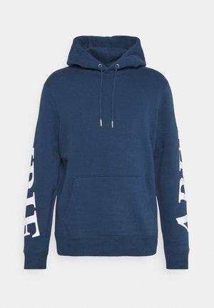 SCALE PRINT LOGO - Sweatshirt - blue