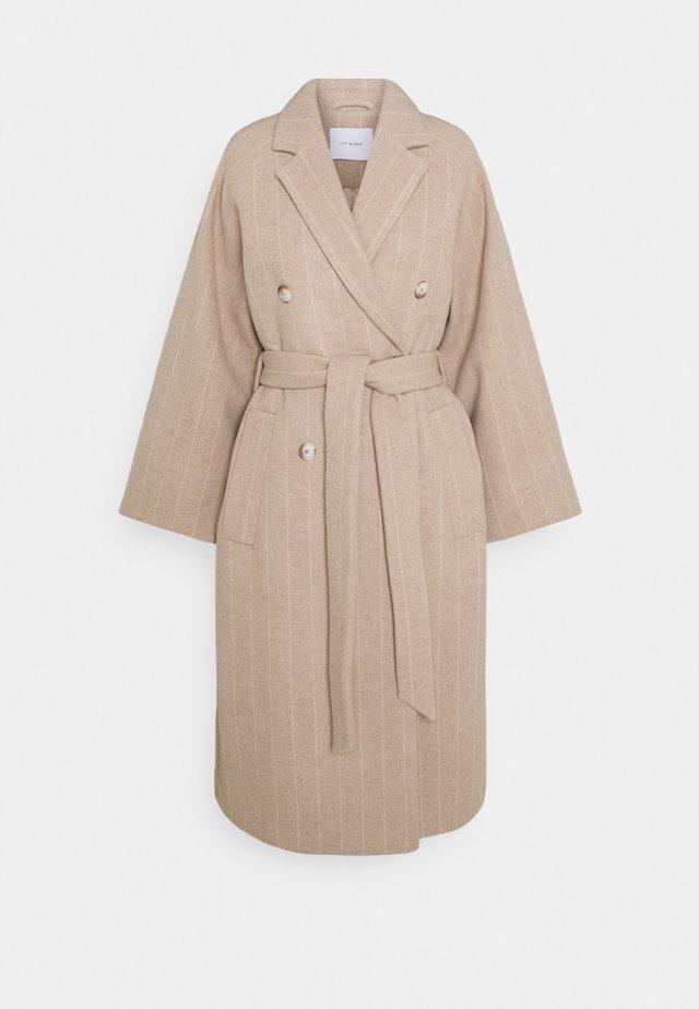 Cappotto classico - cedar wood