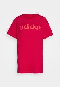 adidas Performance - Camiseta estampada - power pink/signal pink - 0
