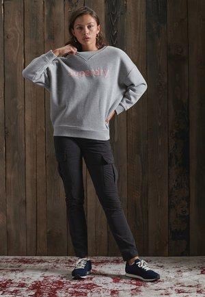 Sweatshirt - grey marl