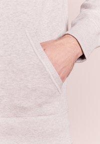 Polo Ralph Lauren - HOOD - Zip-up hoodie - light grey - 4