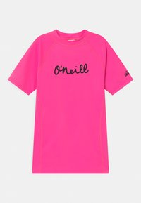 O'Neill - Rash vest - rosa shocking - 0