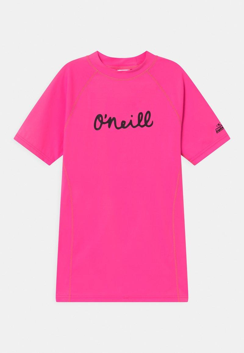 O'Neill - Rash vest - rosa shocking