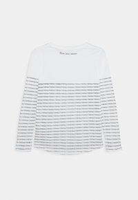 Name it - NKFNUSSI - Long sleeved top - white - 1