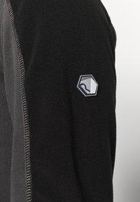 Regatta - FELLARD - Fleece jacket - magnet/black - 5