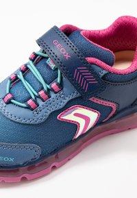 Geox - GIRL - Zapatillas - navy - 2