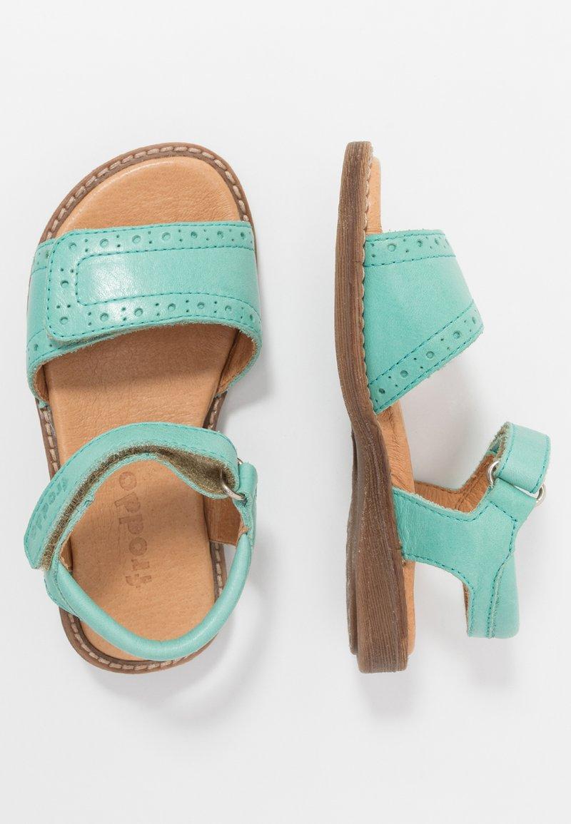 Froddo - LORE CLASSIC MEDIUM FIT - Sandals - mint