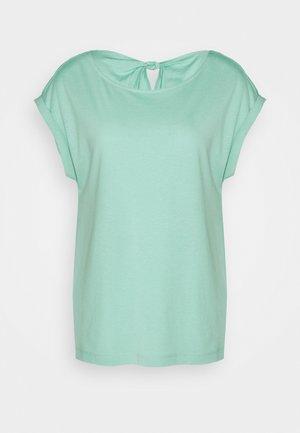 T-shirts basic - ocean green