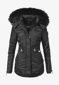 Navahoo - SCHÄTZCHEN - Winter coat - black - 0